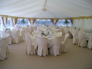 At zero extra cost your marquee will have brand new carpets, the finishing touch of extravagant quality